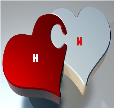 بالصور حرف H و N مع بعض خلفيات بتجنن لحرف H وحرف N احلى بطاقات لحرف الاتش وحرف الان صقور الإبدآع