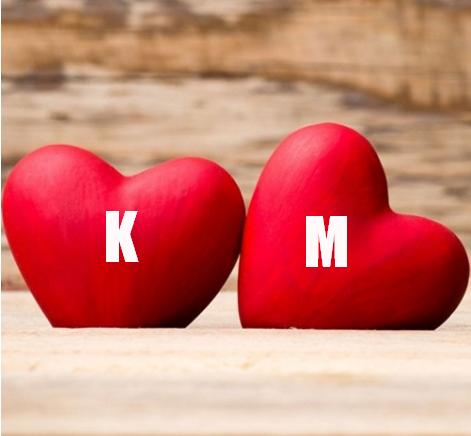 احلى صور لحرف K و M مع بعض اجدد رمزيات للواتس لحرف K و حرف M حرف الكى مع حرف الإم بالصور صقور الإبدآع