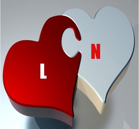 اجمل صور حرف L و N مع بعض حرف L وحرف N بالنار مزخرف اجدد خلفيات لحرف اللام مع حرف الإن صقور الإبدآع