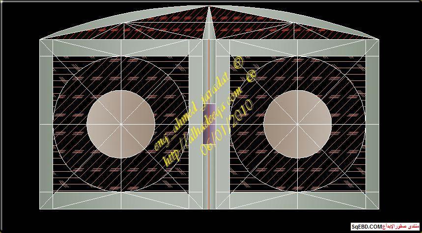 رسم حديقة عامة, مشاريع لاند سكيب اوتوكاد, تصميم حدائق عامة do.php?img=7602