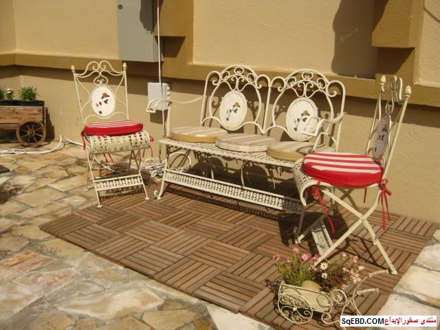 جلسات خارجية للحدائق, احواض زراعه و ديكورات حجرية لحديقة منزلك, do.php?img=7607
