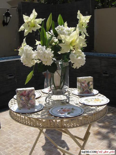 جلسات خارجية للحدائق, احواض زراعه و ديكورات حجرية لحديقة منزلك, do.php?img=7611