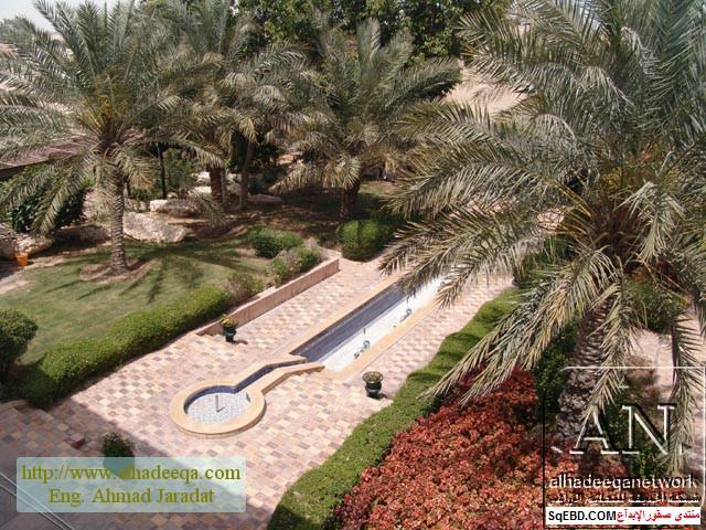 تصميم حدائق عامة, ابسط تصميم ديكورات نافورات لحدائق في العالم do.php?img=7655