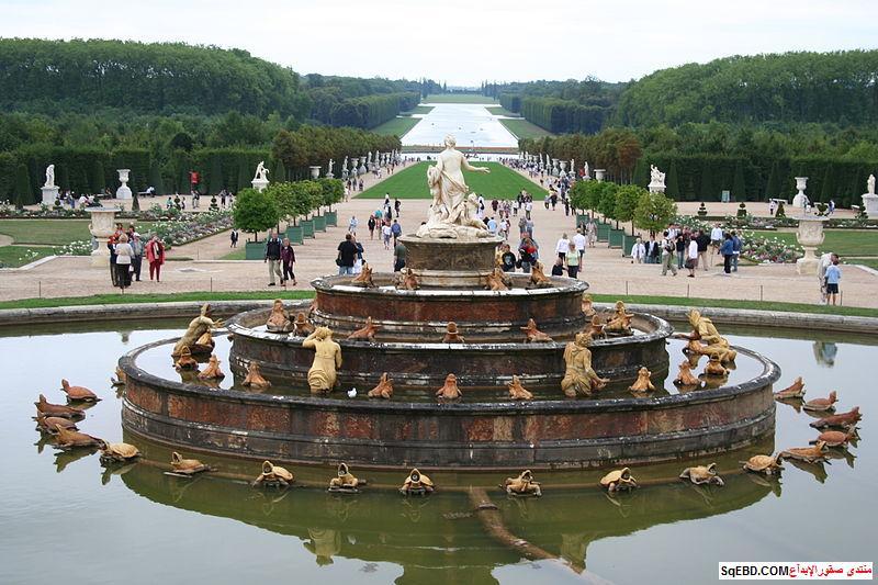 قصر فرساي في باريس, حديقة قصر فرساي, قصر فرساي الفرنسي, do.php?img=7729