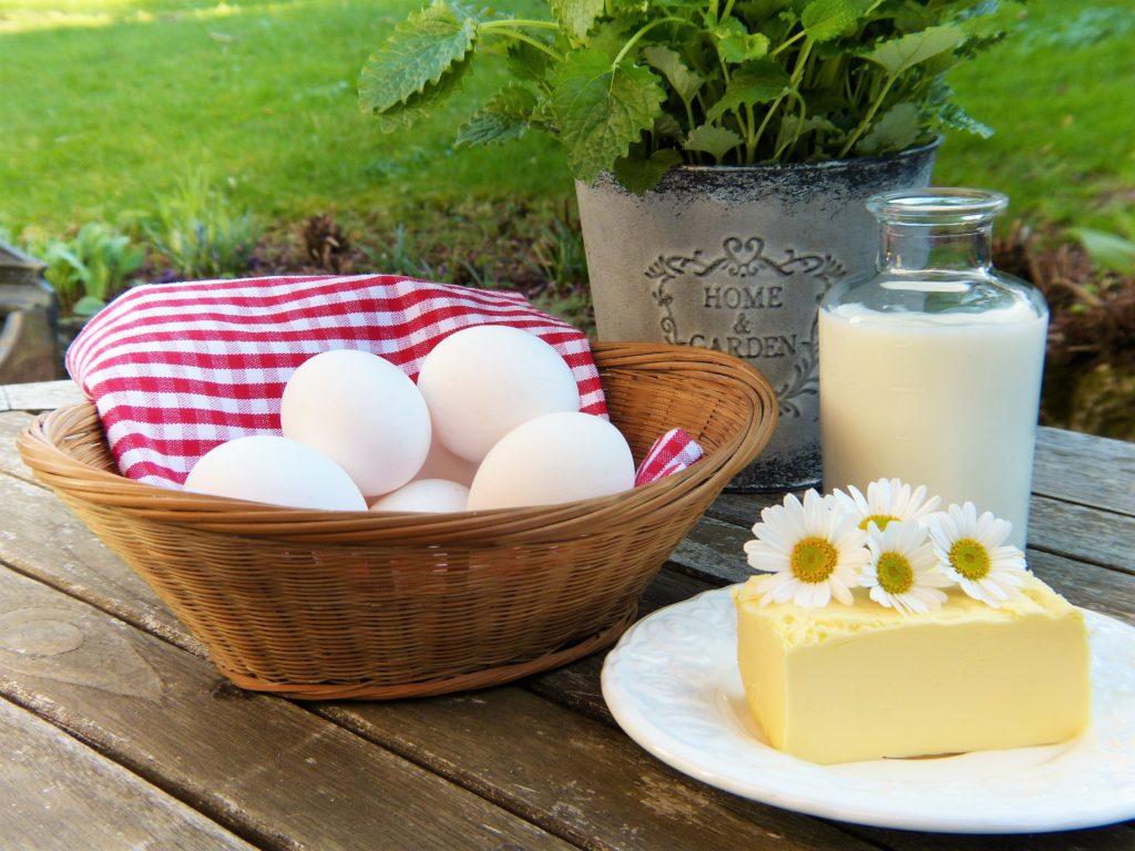 البيض المقلي في المنام