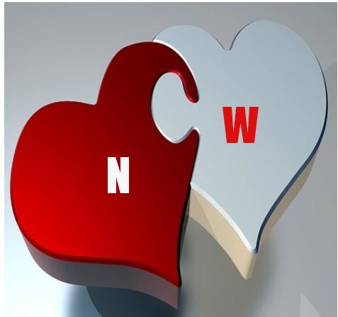 بالصور حرف N و W مع بعض اجمل خلفيات رومانسى لحرف N و W ارقى